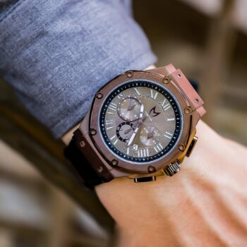 Brown - Leather