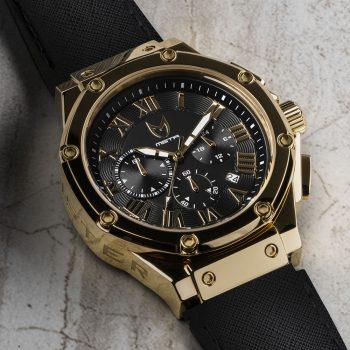 Polished Goud – Leather