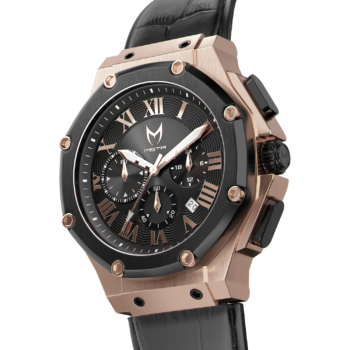 Rose Gold - Leather