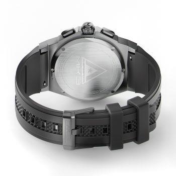 Titanium Grey & Black