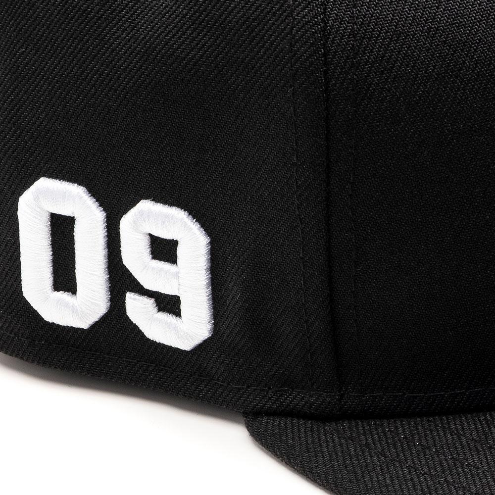 MSTR Cap - Black & White
