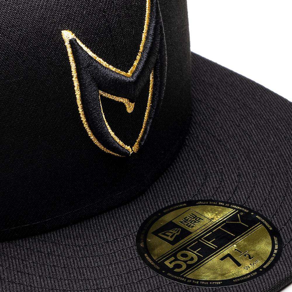MSTR Cap – Black & Gold