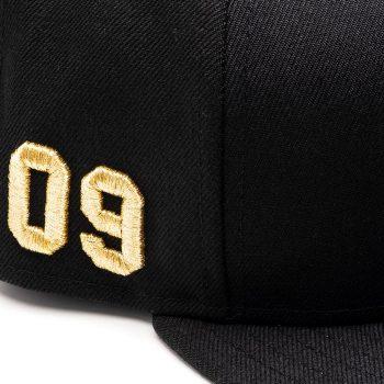 MSTR Cap - Black & Gold