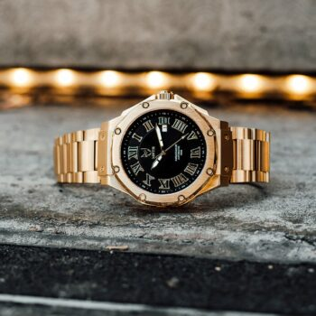Automatic - Rose Gold
