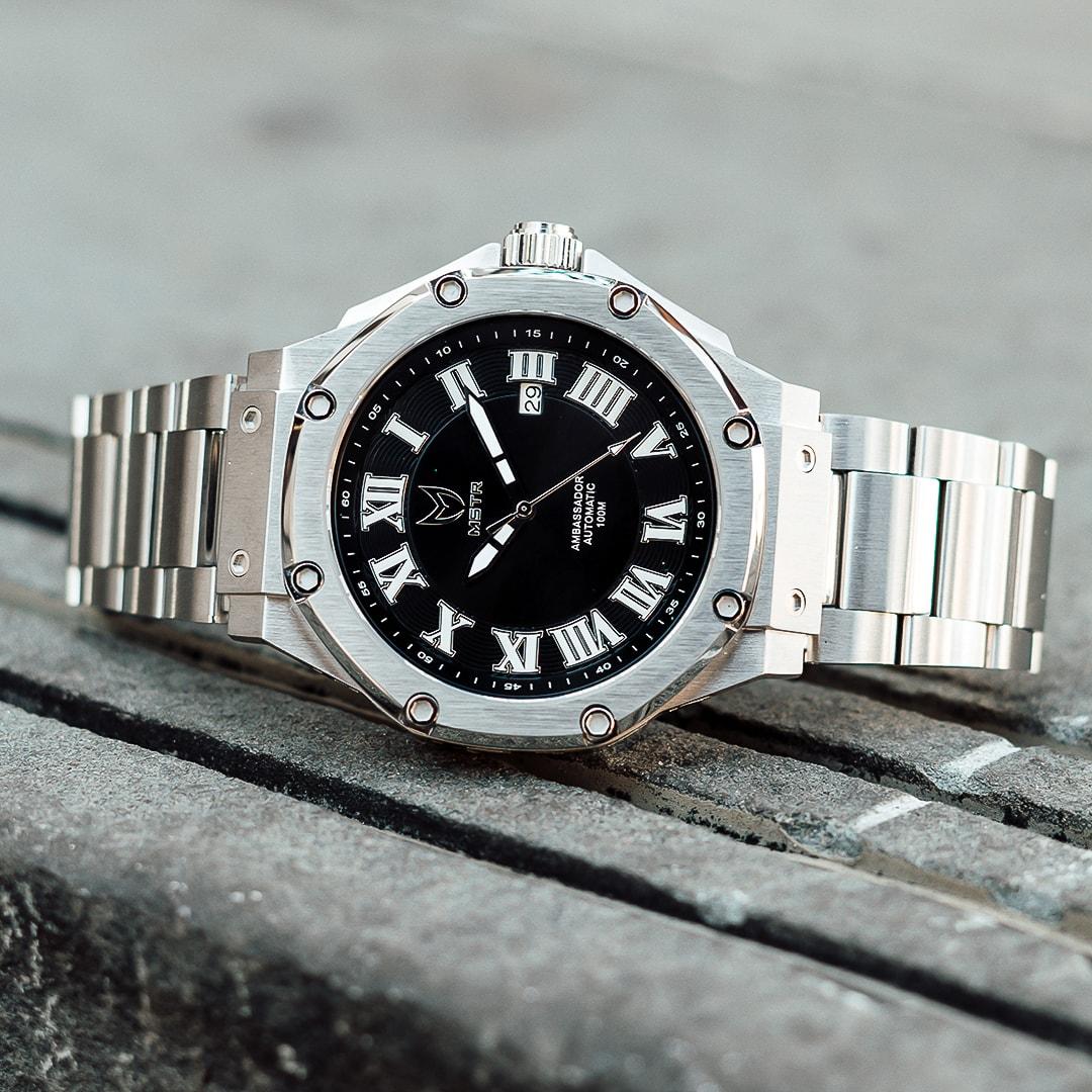 Automatic - Silver