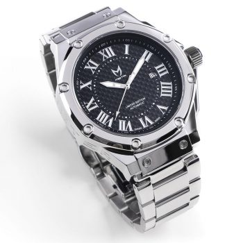 Swiss Made Automatic - Silver