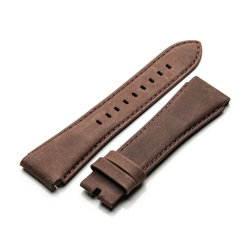 Natural – Brown Leather