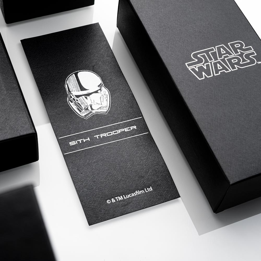 Ambassador X - Sith Trooper