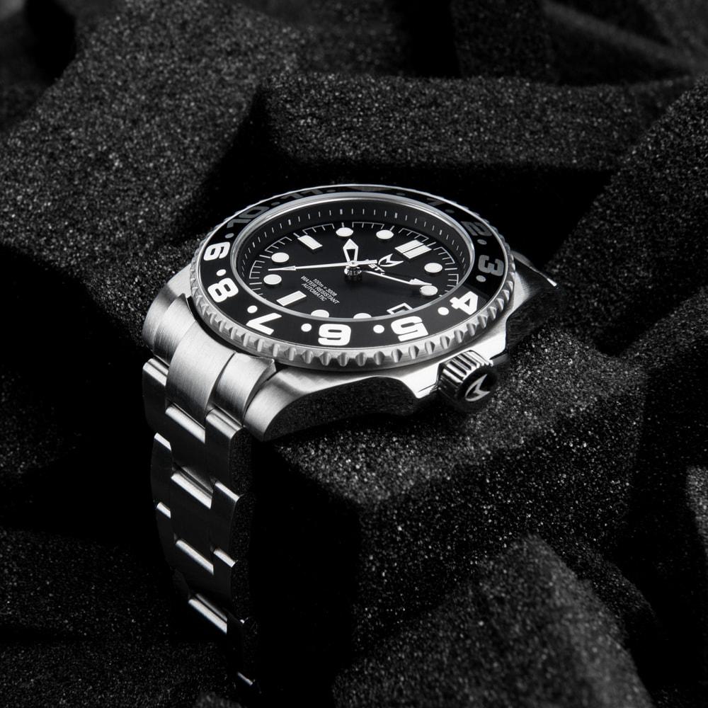 Automatic - Silver & Black