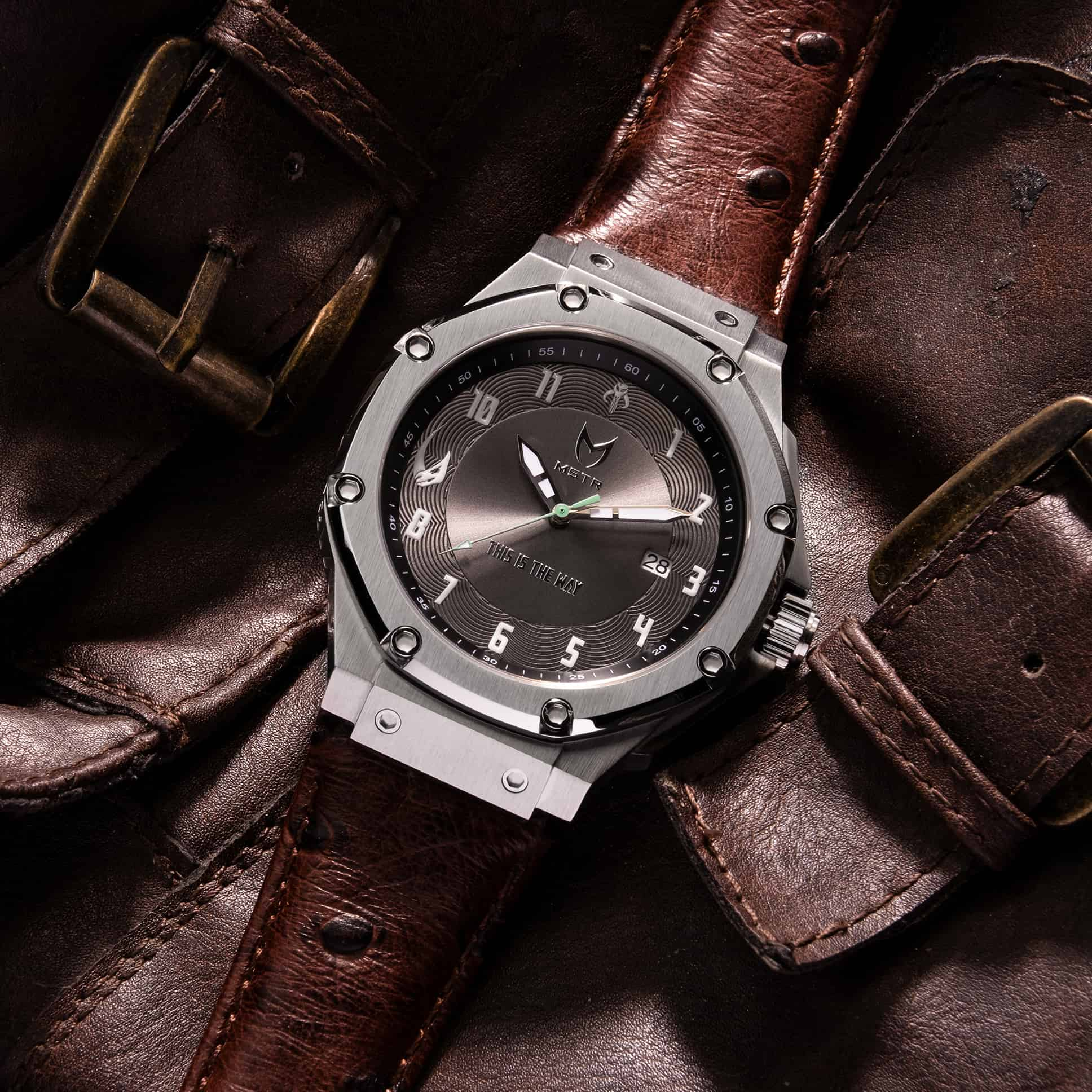 Automatic – Mandalorian (Leather)